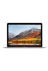 """Apple 12"""" Macbook - 8GB - 256GB - 2017 (Rose Gold)"""