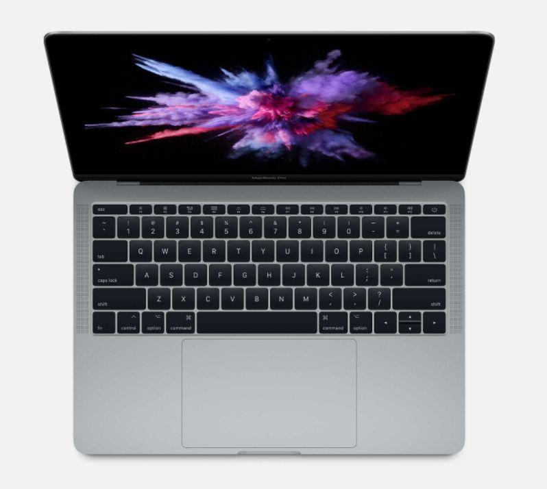 "Apple 13"" Macbook Pro - 8GB - 256GB - 2017 (Space Grey)"