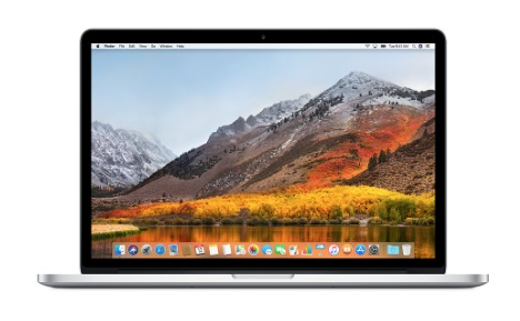 "Apple 15"" MacBook Pro - 16GB - 256GB - 2017 (Silver)"