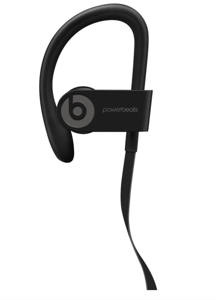 Apple Powerbeats3 Wireless Earphones - Black