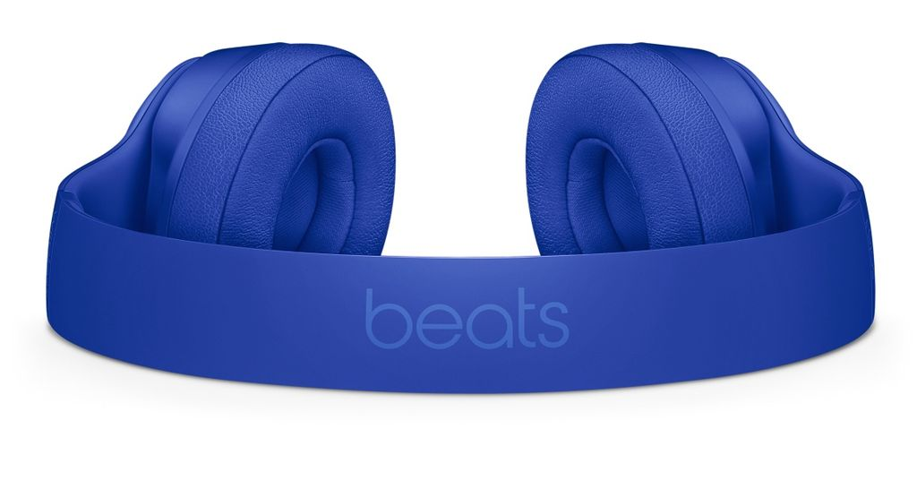Apple Beats Solo3 Wireless Headphones - Break Blue