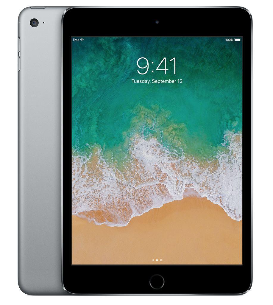 "Apple 7.9"" iPad Mini 4 WiFi + Cellular 128 GB 7th Gen (Space Gray)"