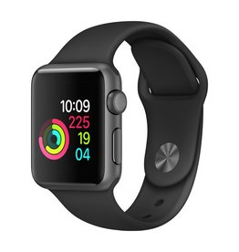 Apple AppleWatch Series 1 38mm Space Gray