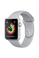 Apple AppleWatch Series 3 GPS 42mm Silver Aluminum w/ Fog Sports Band