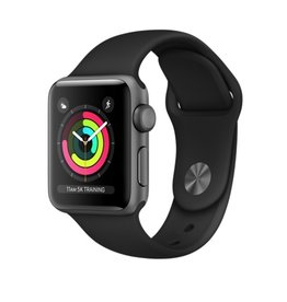 Apple Apple Watch Series3 GPS 38mm Space Gray