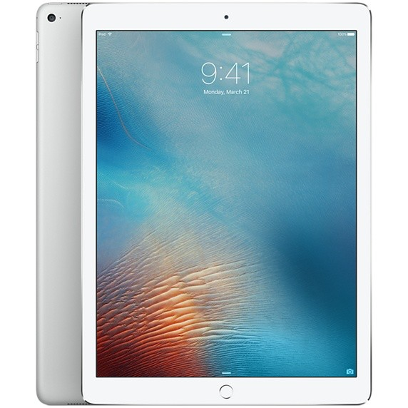 """Apple 12.9"""" iPad Pro WiFi 512 GB 7th Gen (Silver"""