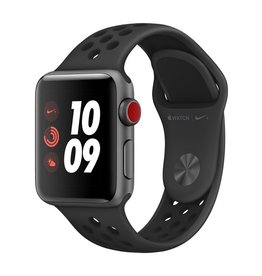 Apple AppleWatch Nike+GPS+Cellular 42mm Space Gray
