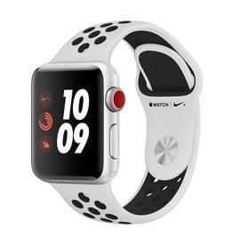 Apple AppleWatch Nike+GPS+Cellular 42mm Silver