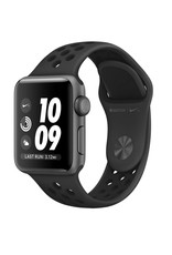 Apple Apple Watch Nike+ - GPS - 38mm - Space Gray Aluminum Case with Anthracite/Black Nike Sport Band
