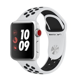 Apple AppleWatch Nike+GPS+Cellular 38mm Silver