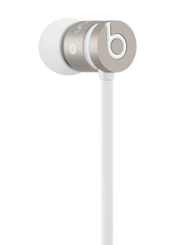 Apple urBeats3 Wireless Earphones - Gold