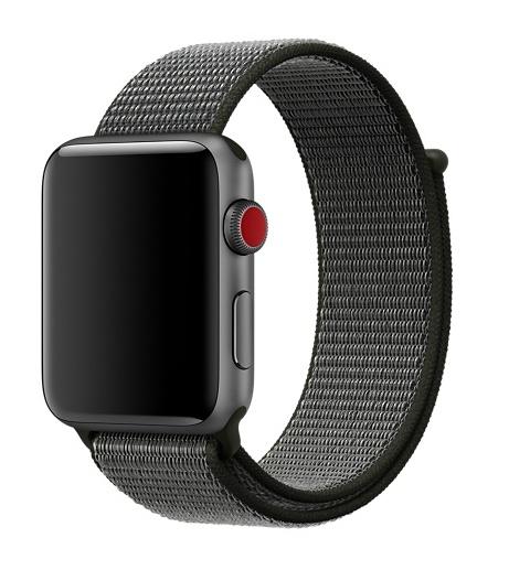 Apple Dark Olive Sport Loop - 42mm