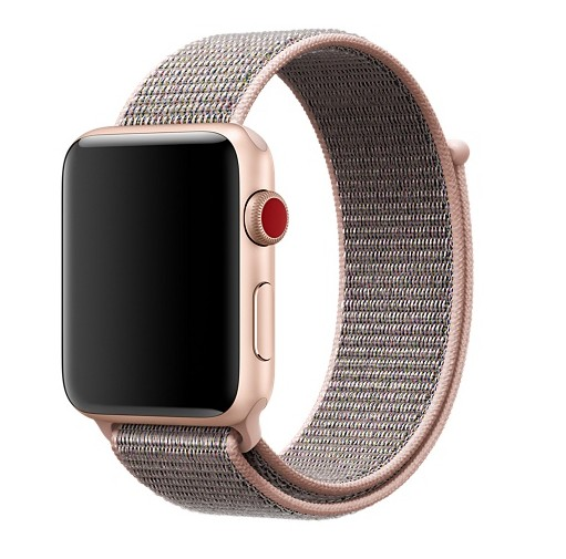 Apple Pink Sand Sport Loop - 42mm
