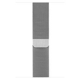 Apple Silver Milanese Loop - 42mm