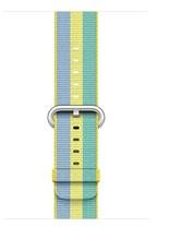 Apple 42mm pollen stripe woven nylon