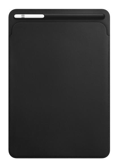Apple iPad Pro 10.5 Leather Sleeve - Black