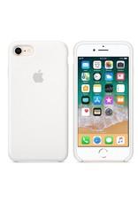 Apple iPhone 8/7 Silicone Case - White