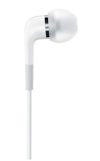 Apple Apple In-Ear Headphones with Remote and Mic