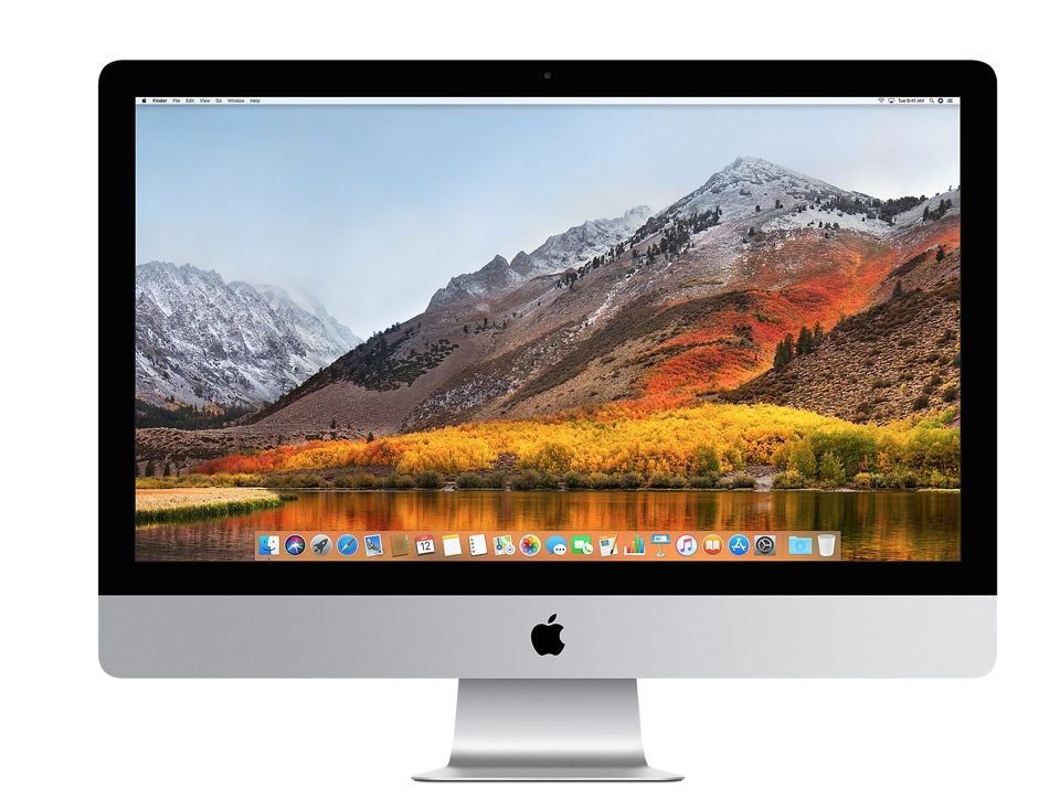 "Apple 21.5"" iMac - 2.3GHz - 8GB - 1TB - 2017"
