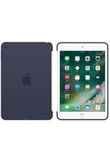 Apple iPad mini 4 silicone case midnight blue