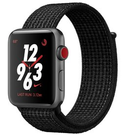 Apple AppleWatch Nike+GPS+Cellular 38mm Space Gray