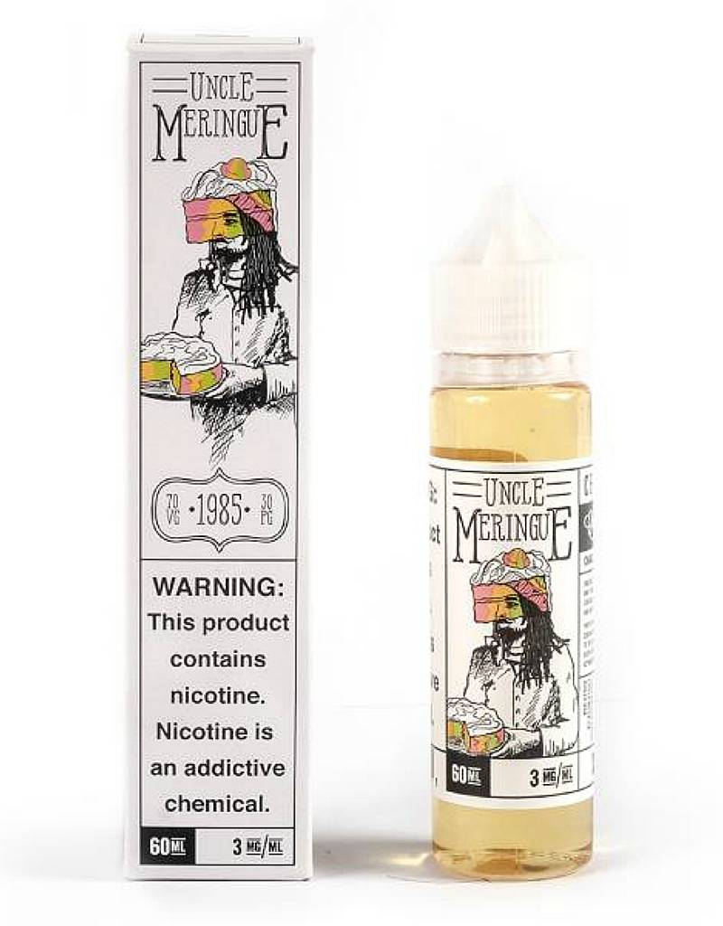 UNCLE MERINGUE by Charlie's Chalk Dust
