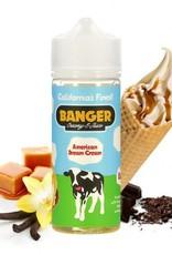 Banger Creamy E-Juice AMERICAN DREAM CREAM by Banger