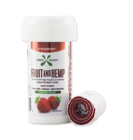Green Roads Green Roads 50mg CBD Fruit N Hemp Roll