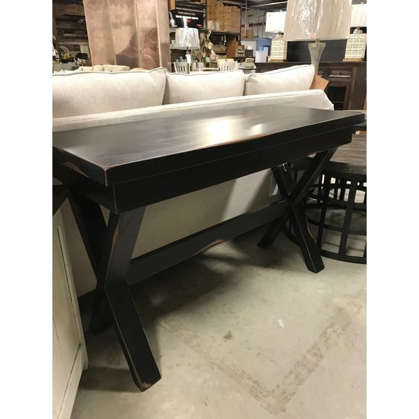 Farmhouse Mia X Base Sofa Table
