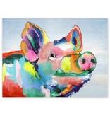 Crestview Barney The Pig CVTOP1919