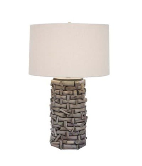 Crestview Twig Branch Table Lamp