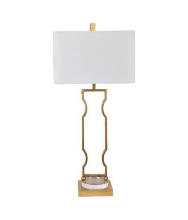 Crestview Carlisle Table Lamp