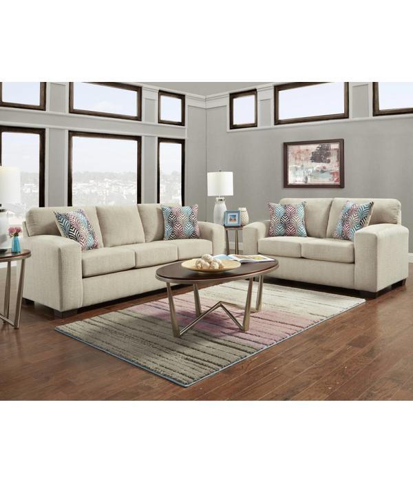 Silverton Platinum Sleeper Sofa