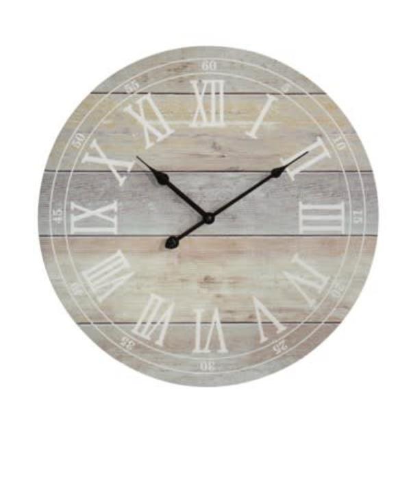 Crestview Trans Clock