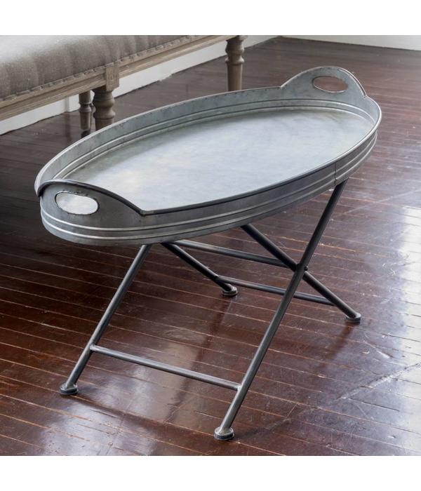 Park Hill Oval Cocktail Table GT7865