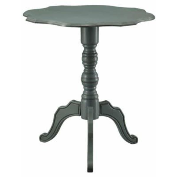 Tiffany Sky Blue Accent Table
