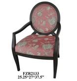 Crestview Isabella Accent Chair