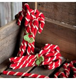 Park Hill Vintaged Chenille Candy Canes DS451
