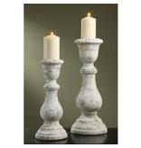 Crestview Newport Candle Holders Set of 2