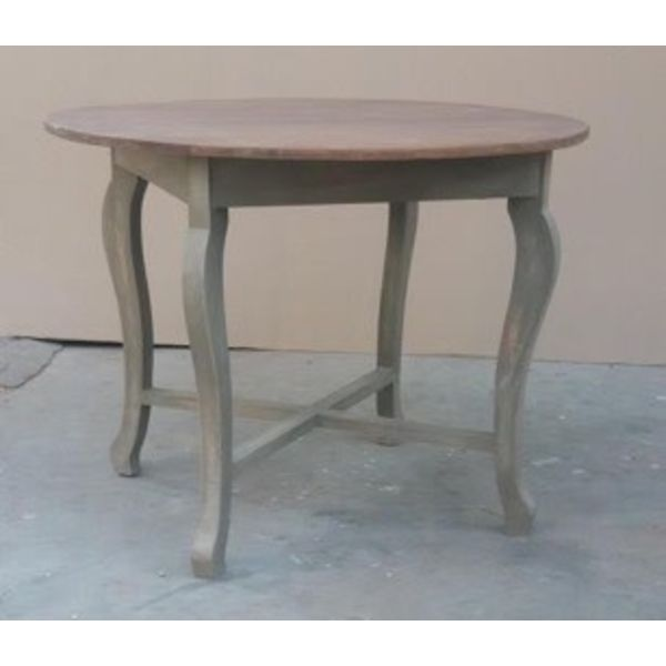 """The Polo 40"""" Round Dining Table"""