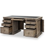 Four Hands Four Hands Lifestyle Large Desk Sundried Ash VLLS-01-11-FH