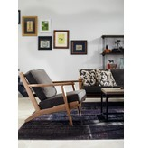 Four Hands Four Hands Brooks Lounge Chair Stonewash Green Old Oak
