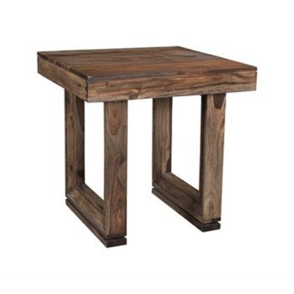 Brownstone Nut Brown End Table 98238