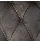 Four Hands MAXX SOFA-DESTROYED BLACK