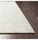 Rizzy Home Rizzy Rug Brindleton BR350A Green / Ivory 5x8