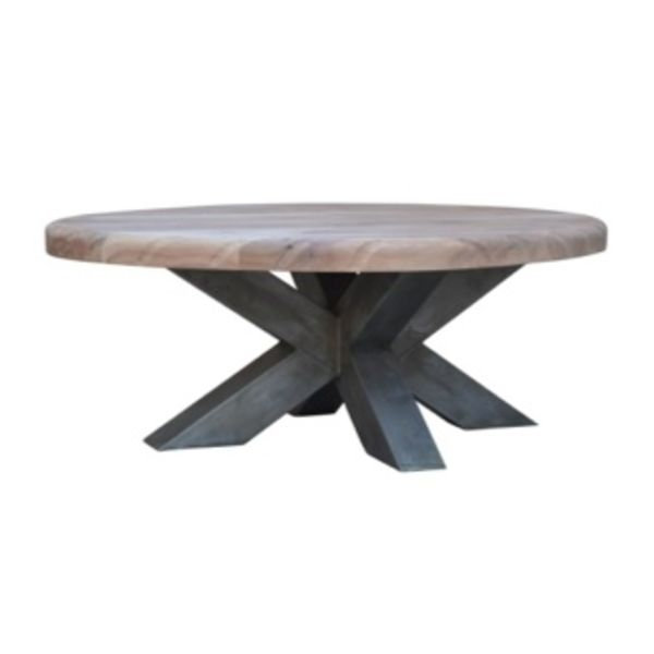 Spider Leg Coffee Table Acacia Natural