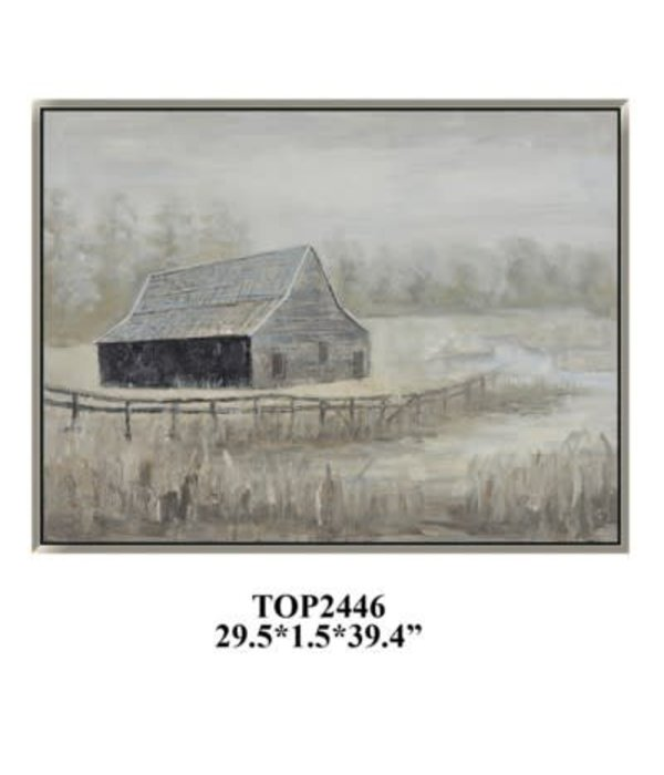 Crestview Foggy Morn CVTOP2446