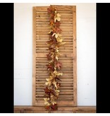 Park Hill Crafted Autumn Leaves Garland XG1209