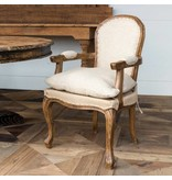 Park Hill French Country Oak Arm Chair NT3601