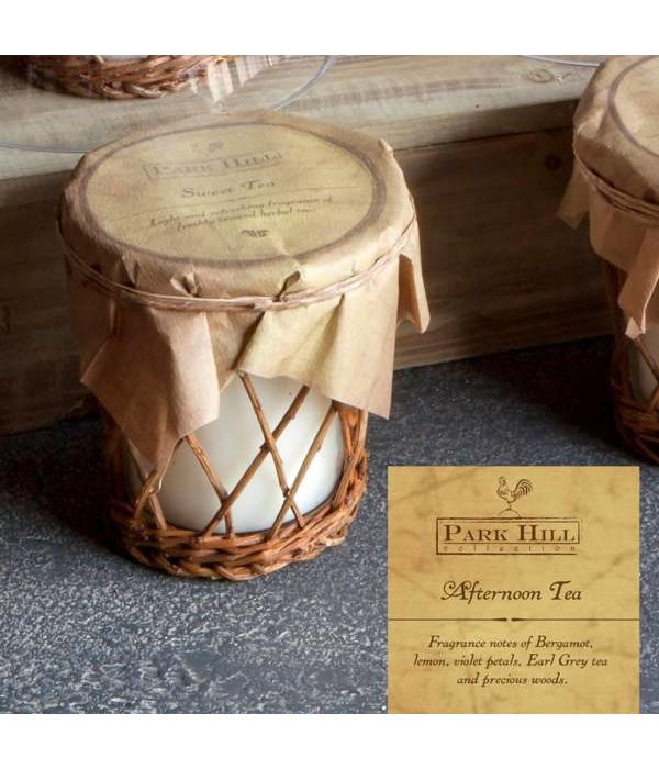 Park Hill Afternoon Tea Willow Candle